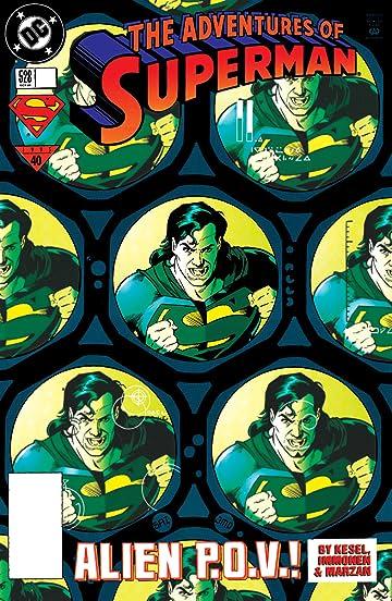 Adventures of Superman (1986-2006) #528