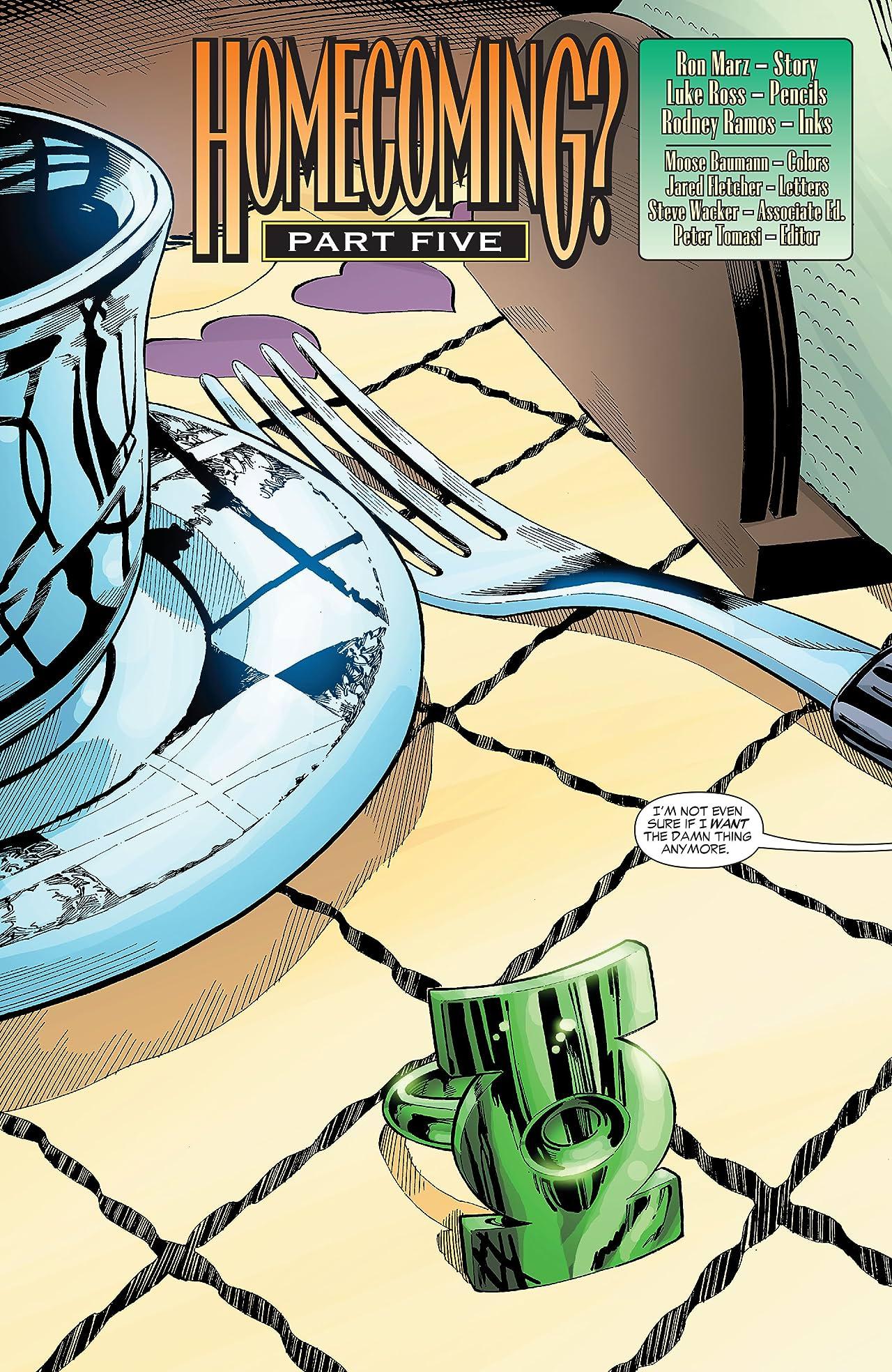 Green Lantern (1990-2004) #180
