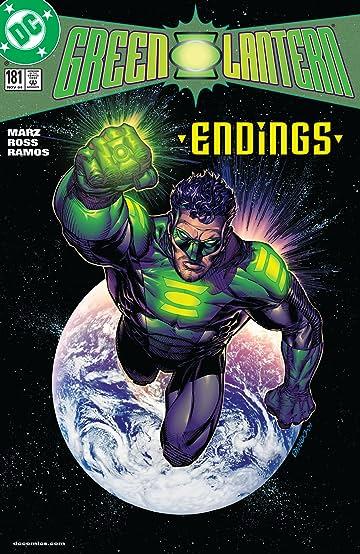 Green Lantern (1990-2004) #181