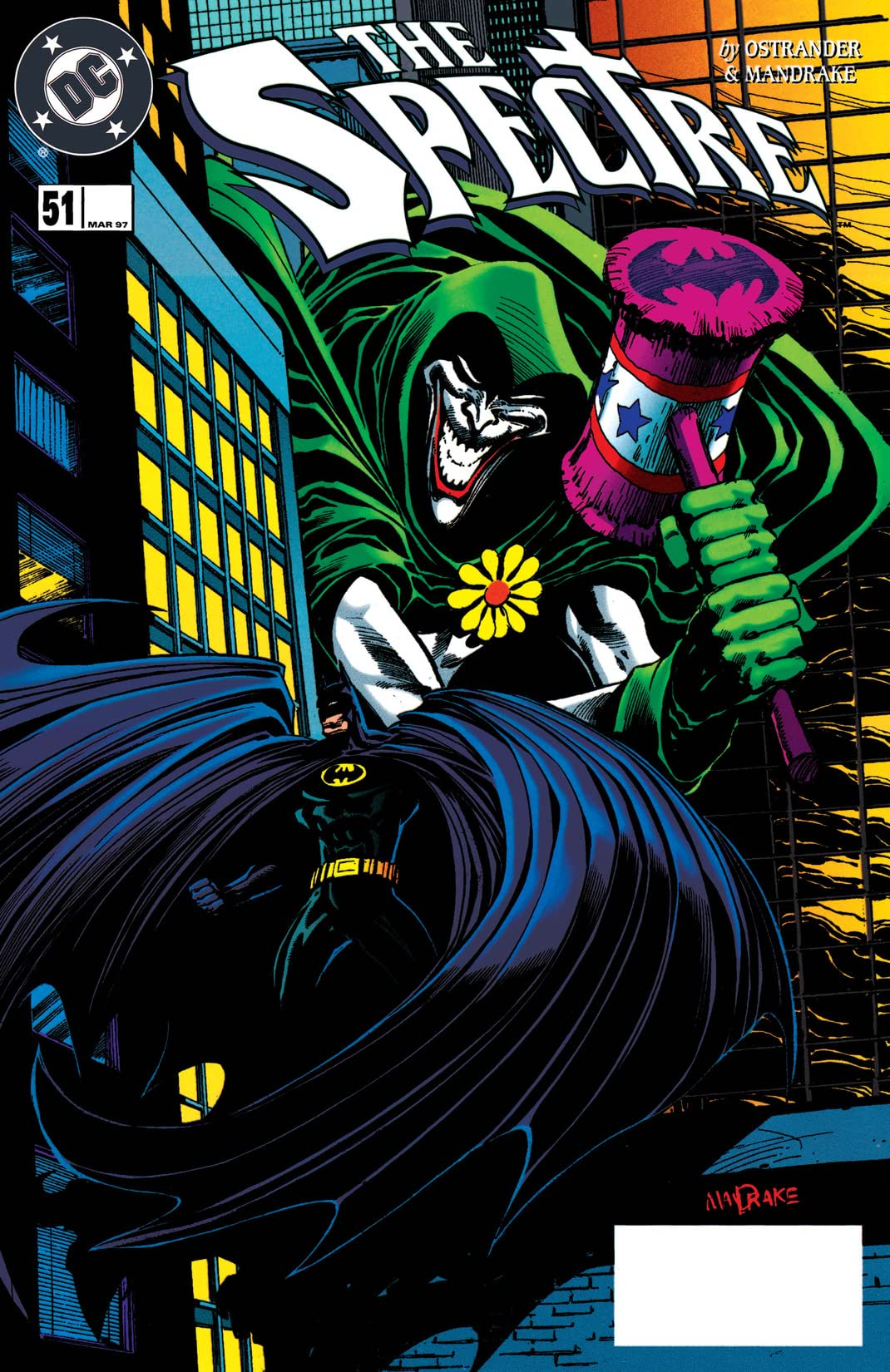 The Spectre (1992-1998) #51
