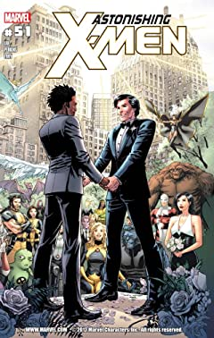 Astonishing X-Men (2004-2013) No.51