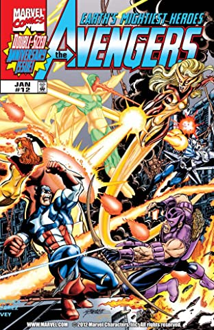 Avengers (1998-2004) No.12