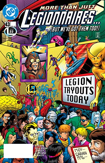 Legionnaires (1993-2000) #43
