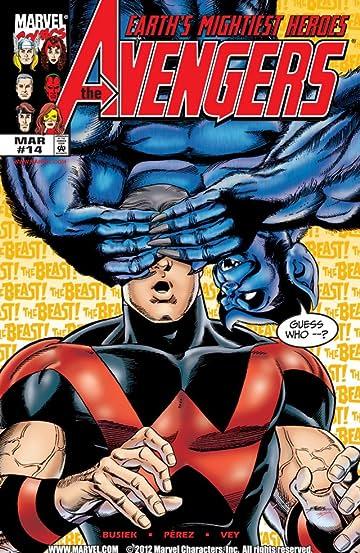 Avengers (1998-2004) #14