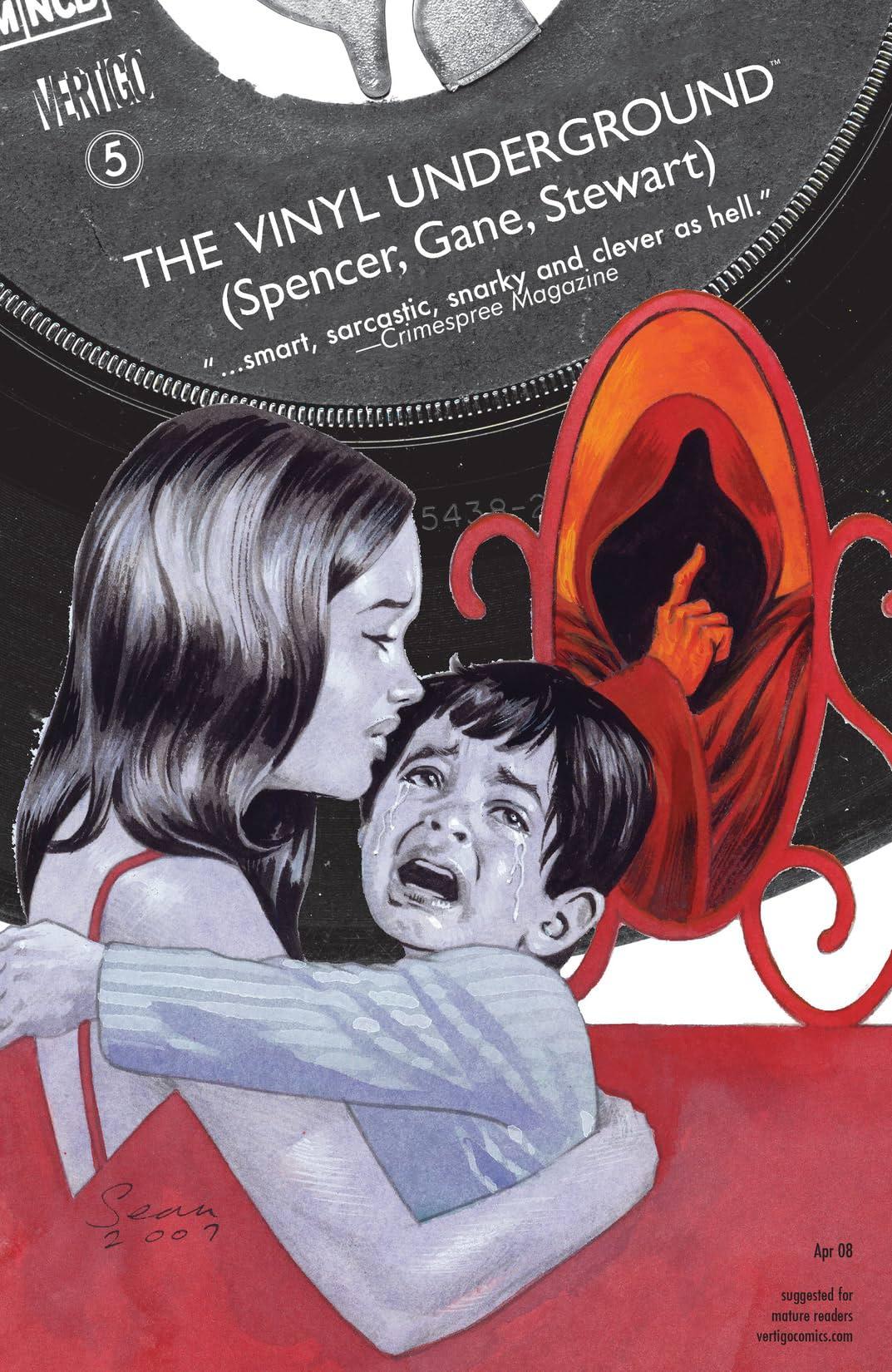 The Vinyl Underground (2007-2008) #5