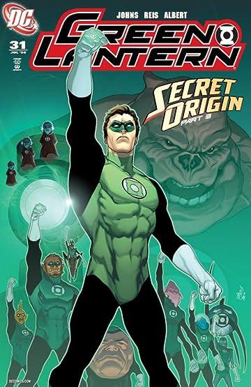 Green Lantern (2005-2011) #31