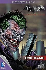 Batman: Arkham City: End Game No.6