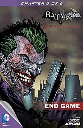 Batman: Arkham City: End Game No.6