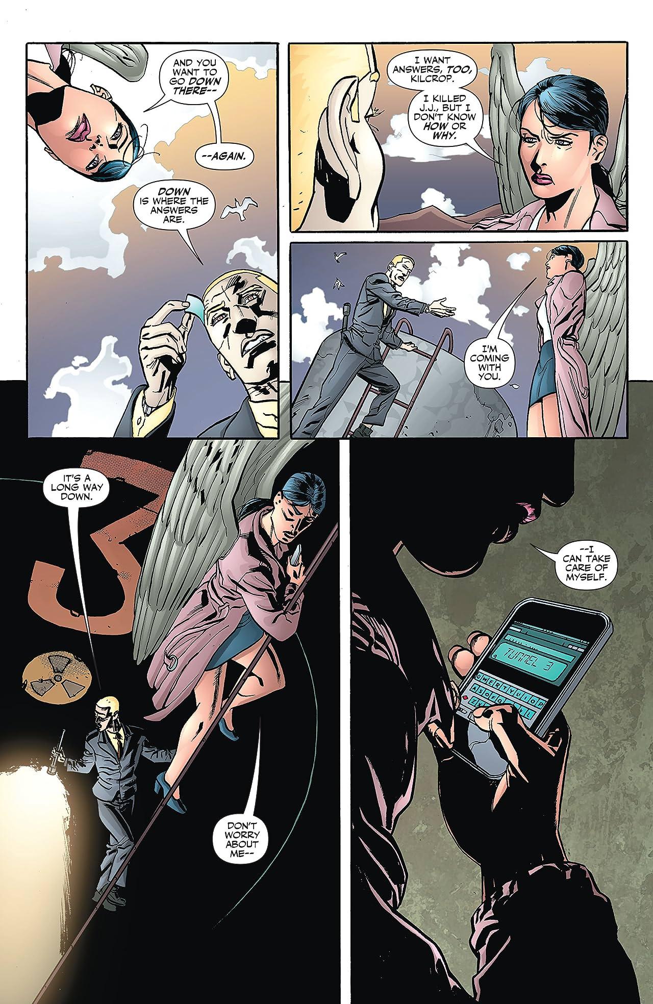 The Un-Men (2007-2008) #4