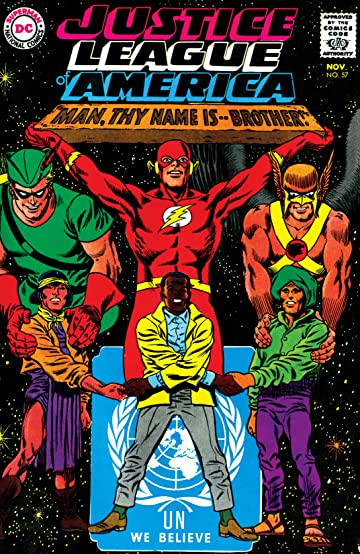Justice League of America (1960-1987) #57