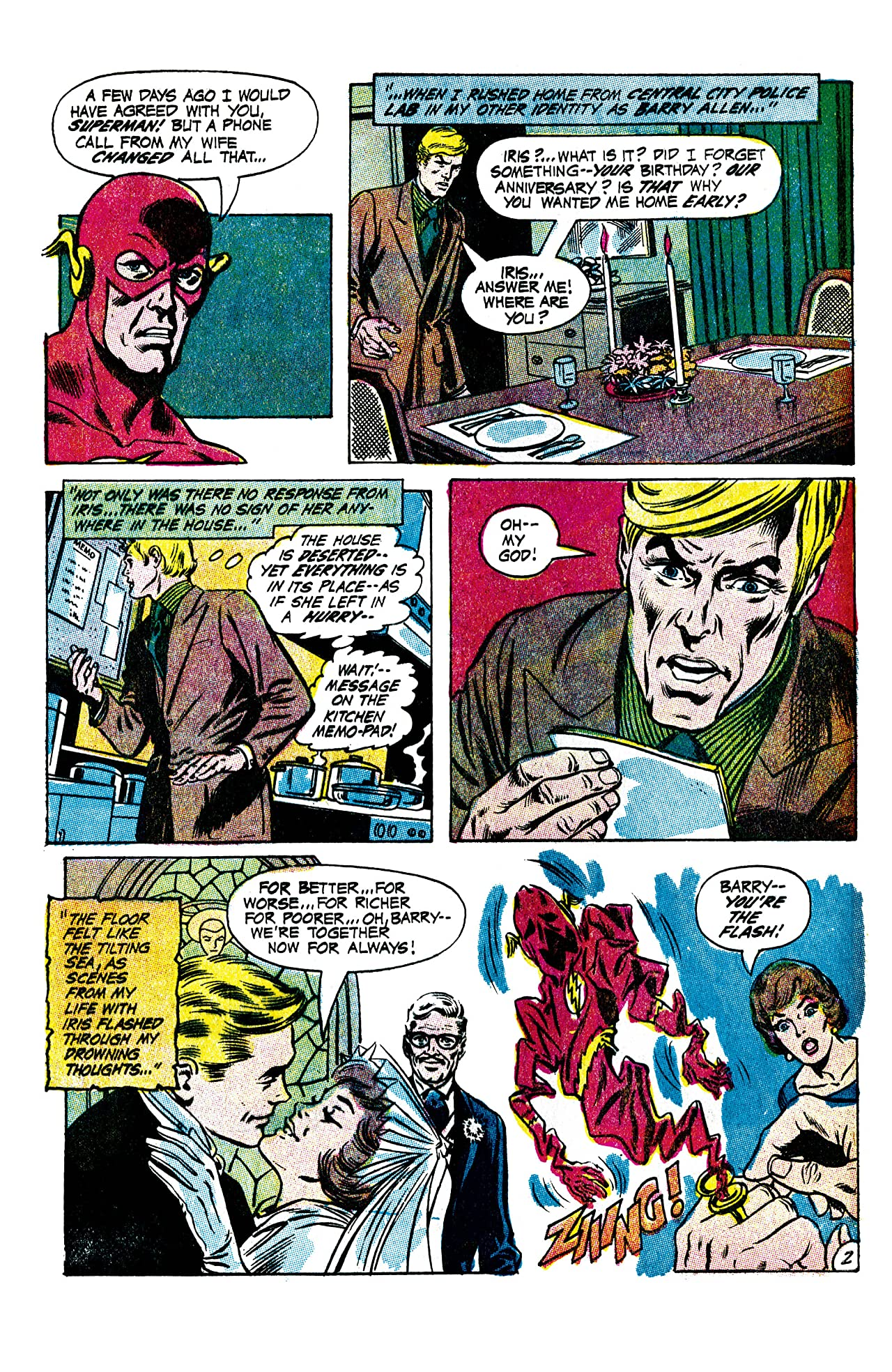 The Flash (1959-1985) #203