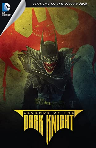 Legends of the Dark Knight (2012-) #4