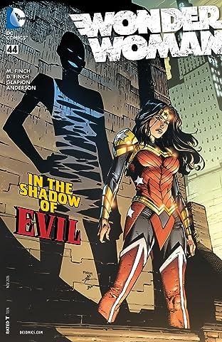 Wonder Woman (2011-) #44