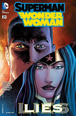 Superman/Wonder Woman (2013-2016) #21
