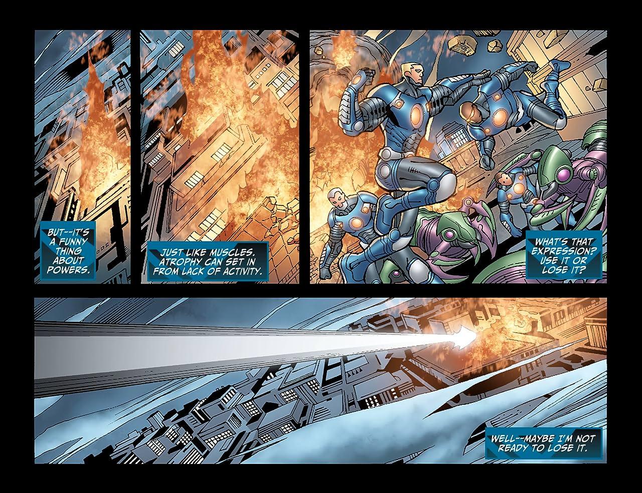 Superman Beyond (2012-2013) #4