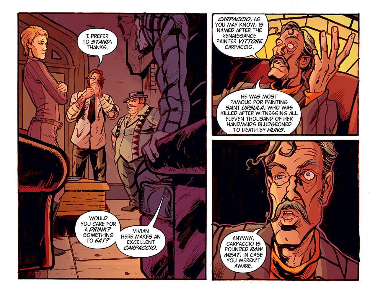 Fables: The Wolf Among Us #40