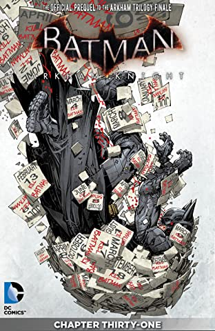 Batman: Arkham Knight (2015-) #31