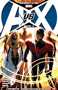 Avengers vs. X-Men No.6 (sur 12)