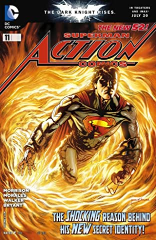 Action Comics (2011-2016) No.11