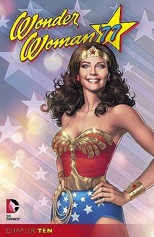 Wonder Woman '77 (2015-2016) #10