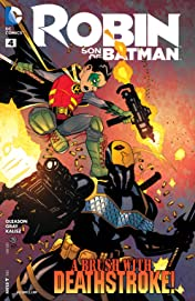 Robin: Son of Batman (2015-2016) #4