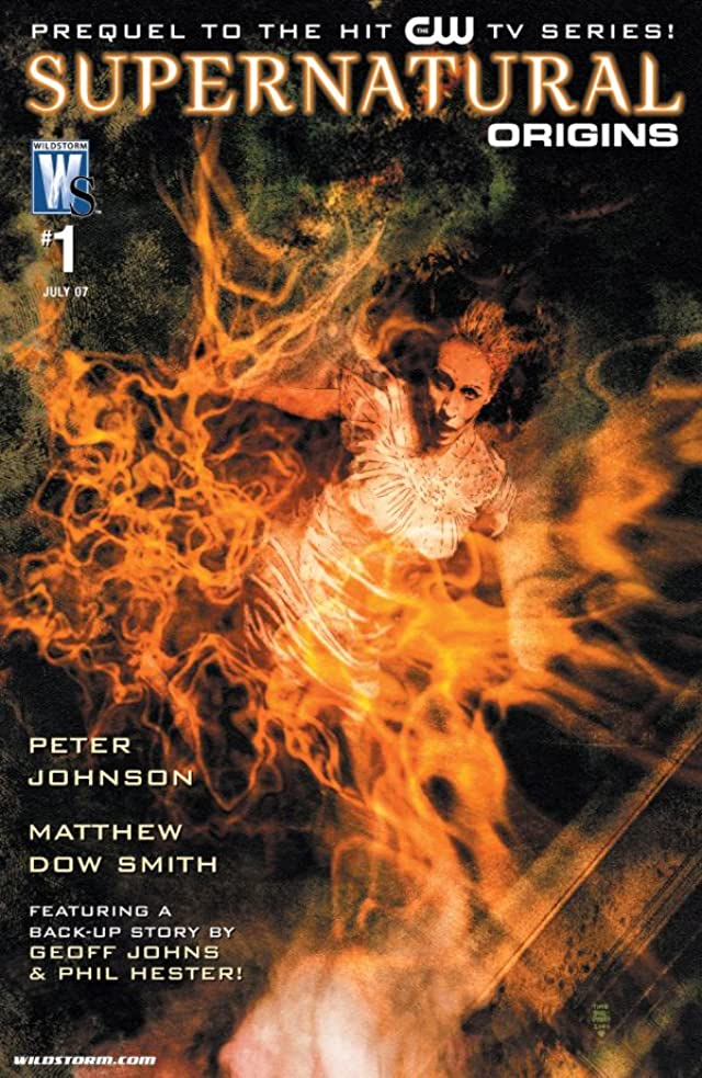 Supernatural: Origins #1