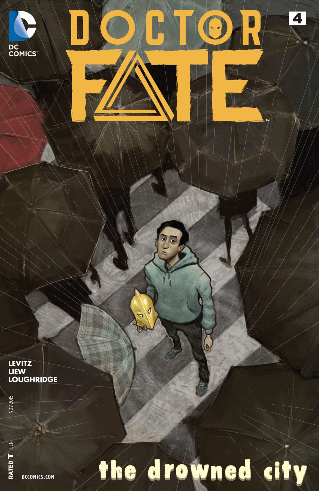 Doctor Fate (2015-2016) #4