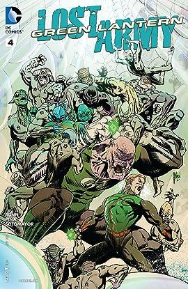 Green Lantern: Lost Army (2015) #4