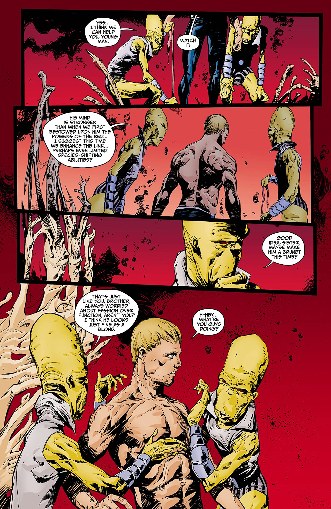 Animal Man (2011-2014) No.11