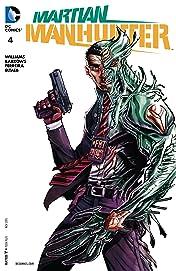 Martian Manhunter (2015-2016) #4