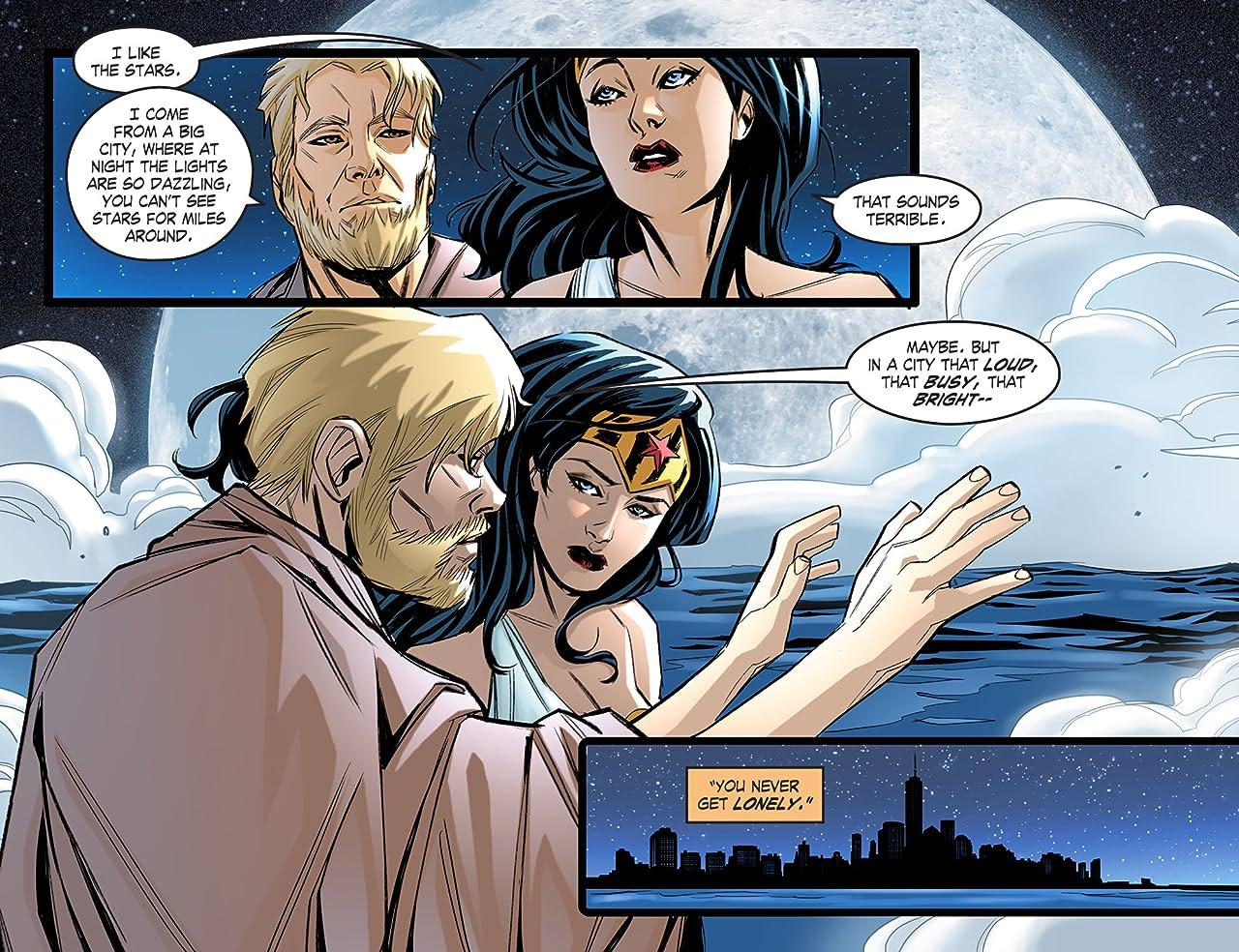 DC Comics: Bombshells (2015-2017) #9