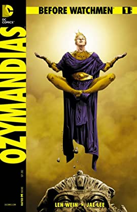 Before Watchmen: Ozymandias #1 (of 6)