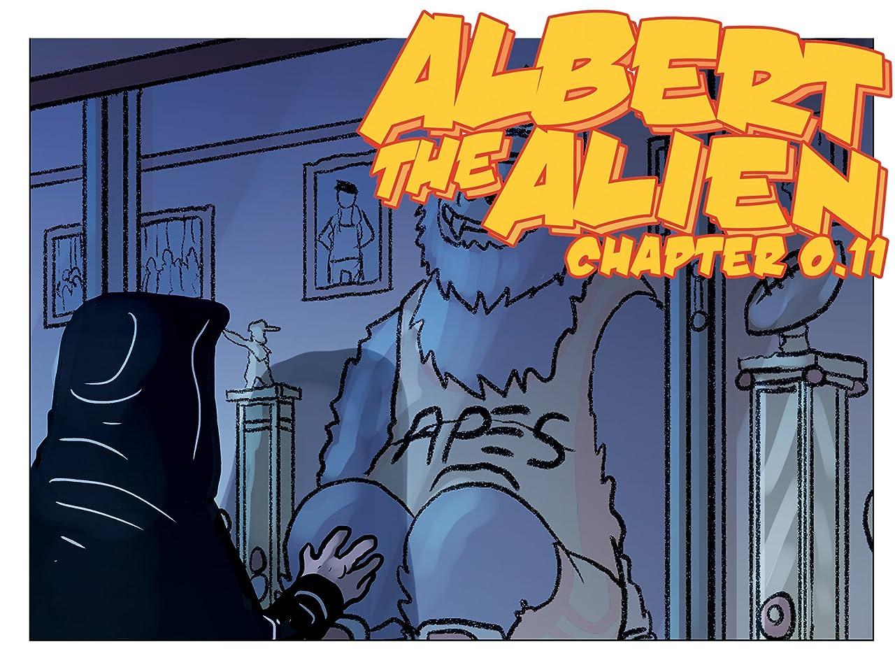 Albert the Alien #11