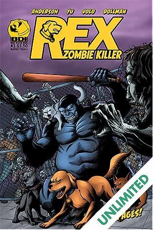 Rex, Zombie Killer #1