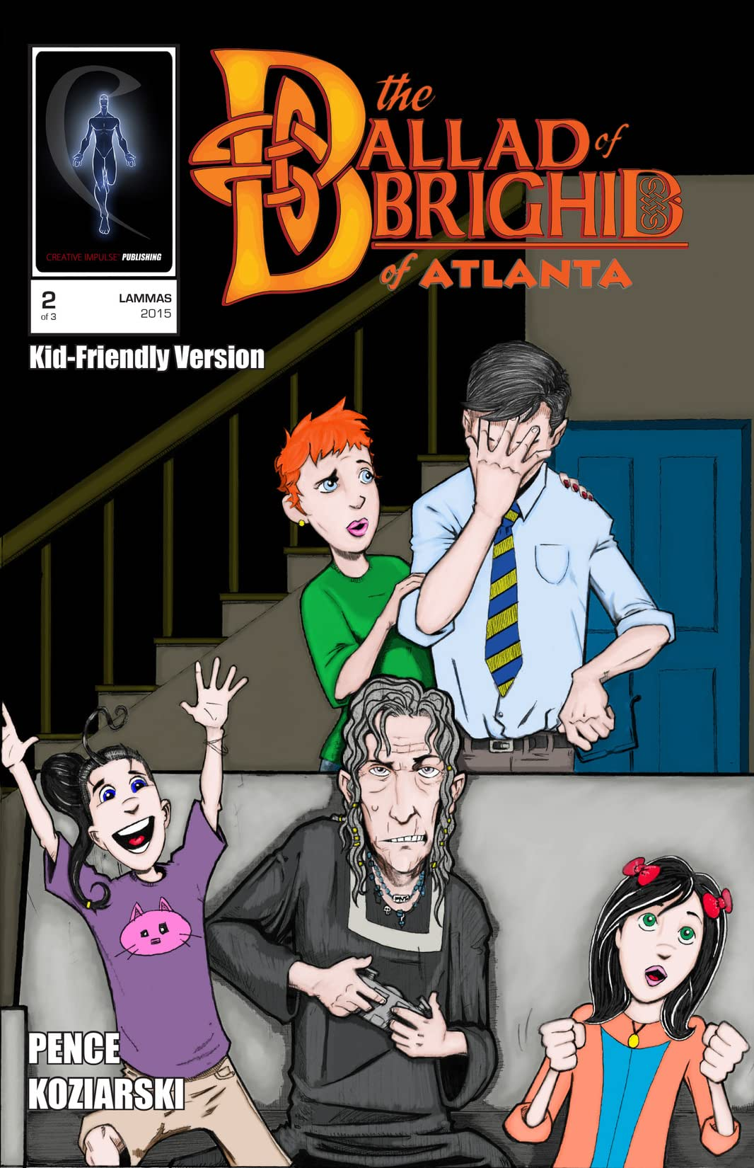 The Ballad of Brighid of Atlanta (Kid-Friendly Version) #2