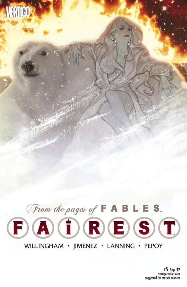 Fairest #5