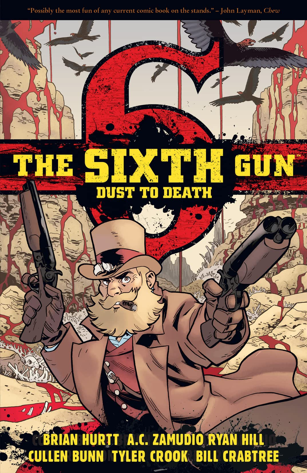The Sixth Gun: Dust to Death