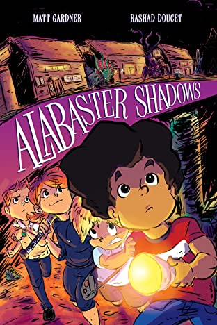 Alabaster Shadows