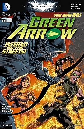 Green Arrow (2011-2016) No.11