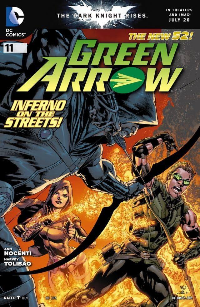 Green Arrow (2011-) #11