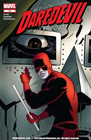 Daredevil (2011-2014) No.14