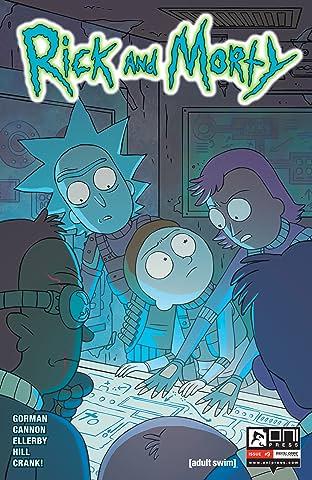 Rick and Morty No.9