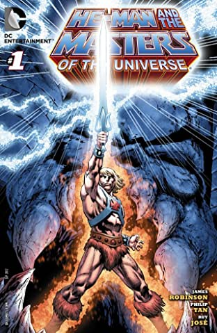 He-Man and the Masters of the Universe #1 (of 6)