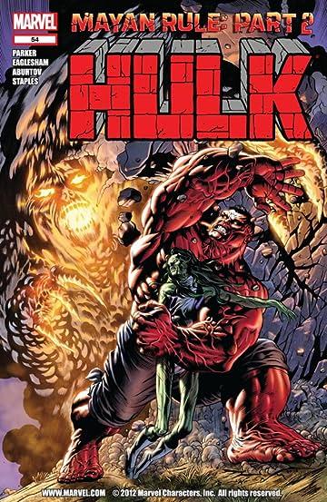 Hulk (2008-2012) #54
