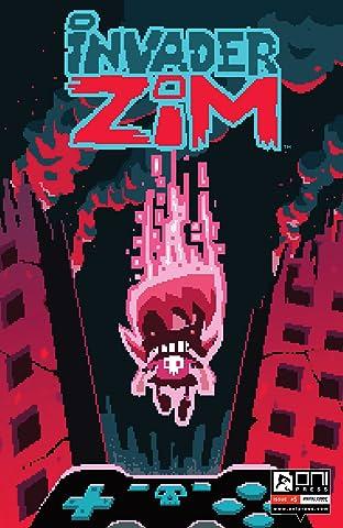 Invader ZIM No.5