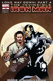 Invincible Iron Man (2008-2012) #519