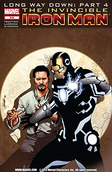 Invincible Iron Man (2008-2012) #519