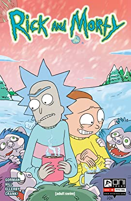 Rick and Morty #8