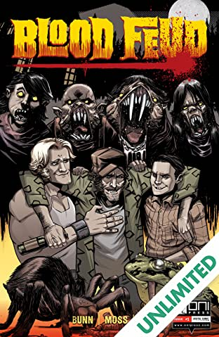 Blood Feud #1
