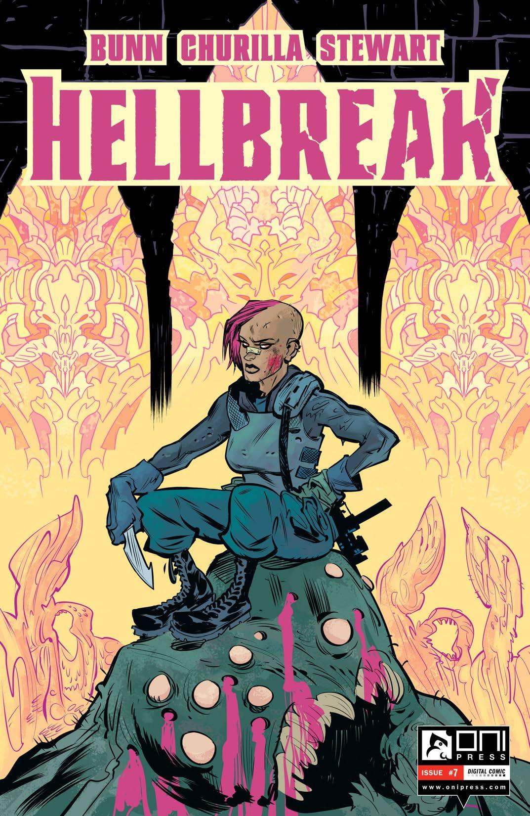 Hellbreak #7